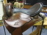 "15 1/2"" Synergist Endurance Saddle Excellent Condition"
