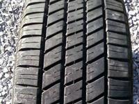 Last comprehensive set of tires ... I have (4) Goodyear