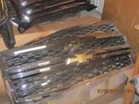 15 16 Chevy Silverado 1500 chrome grille. Not