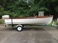 Please call owner Jan at  or . Boat is on Lake