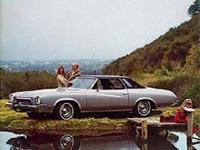 "Buick 1973 Buick. The solid feeling."" This is original"