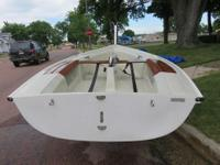 Please call owner Deanna at  or . Boat is in Flandreau,