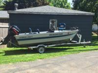 Please call owner John at . Boat is in Rochester,