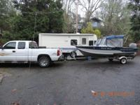 Please call owner David at  or . Boat is in Roseburg,