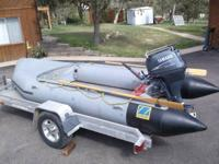 Please call owner Mike at . Boat Location: Mancos,