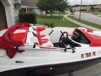 Please call owner Michael at . Boat is in Zephyrhills,