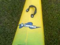 15.5 ' St. Lawrence kayak by Clearwater Design with