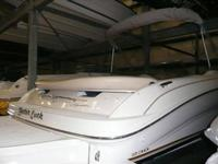 2001 Sea Ray 230 BOW RIDER BOAT IN RACK ... DETAILED,
