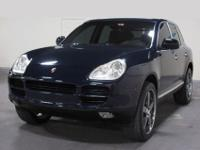 THIS IS A 2004 PORSCHE CAYENNE S WITH ONLY 88,535