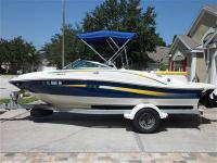 2006 Sea Ray 185 Sport, 190 HP MerCruiser with approx