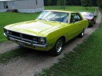 """Buy Here Pay Here Lancaster Ohio >> 1974 DODGE DART SPORT HANG 10 EDITION CODE """"A63"""", 318-2 V8 ..."""
