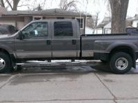 I am selling my 2003 Ford F-350 DRW Crew Cab 4x4 6.0L