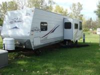 Very clean, Single Slide Travel Trailer, Rear Kitchen,