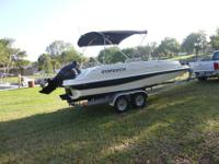 2002 StarDeck 200, this boat is Pristine. This StarDeck