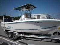 2004 Key Largo 21 WALKIN Purchased new and only used