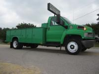 2006 GMC C5500 13' Knapheide Body Utility / Mechanic /