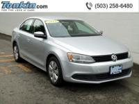 Volkswagen has redesigned the popular Jetta for 2011.