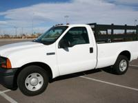 2007 FORD F350 PICKUP.8ft. Bed with Removable 2ft.