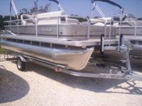 In Pensacola Florida. Sweetwater Sunrise Fish Model 20'