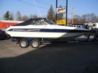 1999 Stingray 230LX Bowrider1999 Elite Tandem Axle
