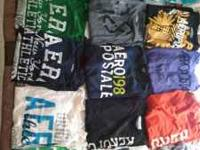 I have 15 Aeropostale t-shirts that i am selling simply
