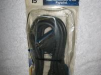 15 Belkin Belkin PRO Series - Printer cable 15ft Model