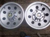 for sale 2 15x8 chey 6 hole rims in good shape 100 cash