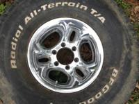 "I have a set of 15"" rims that will fit chevy or toyota"