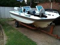 Im looking to sell or trade my 15' D-Craft Fish N Ski,