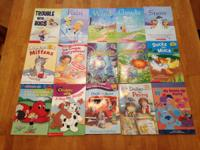 15 - Easy Reader Children's Books - paperback good