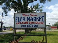 Circus Flea Market located at 11709 Aldine Westfield