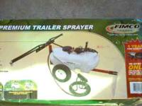 NEW , never used Fimco 2137633 sprayer- $189.- sells