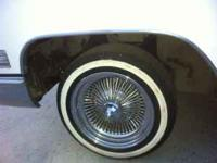 i have a set of 4 gangster 15 inch wire wheels with a