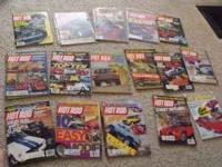 15 Hot Rod & 2 Hot Rodding magazines. These are in good
