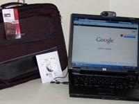 "Perfect Condition 15"" hp laptop w/Windows 7 + Webcam +"