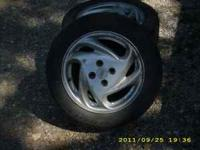 I have for sale 6 15 inch Alloy wheels for sale. 3 are