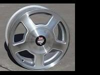 15 inch Trailer Wheels, Boat, Aluminum, Custom Trailer
