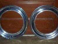 These rings were used on my 1953 Ford. They have been