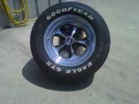 15x7 Ford Chevy or dodge new Goodyear eagles gt2