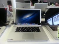 "*Like new 15"" MacBook Pro with warranty is available*"
