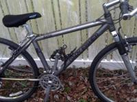 "I have a 15"" men's Gary Fisher Kaitai Commuter bike"