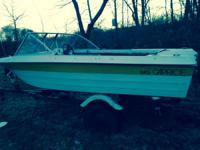 boat is solid , no title for boat also trailer is sold