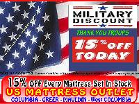 All Active duty military retired, national guard and