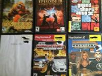 Games with original cases: Grand Theft Auto III (has
