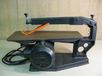 "I have a 15"" Rexon scroll saw for sale. Model RM311."