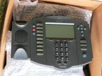 15 Shoreline IP100/Polycom IP500 - IP Phones asking