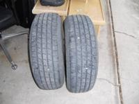 "P195/65/R15 8/32"" tread 10/32"" was new  $35 each or $60"