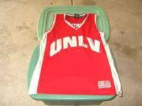 Up for sale is a XL UNLV Runnin' Rebels basketball