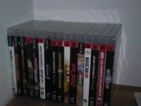 I have different ps3 games for sale.  Do not email me