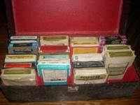 Several of these 8-tracks are still in their sealed